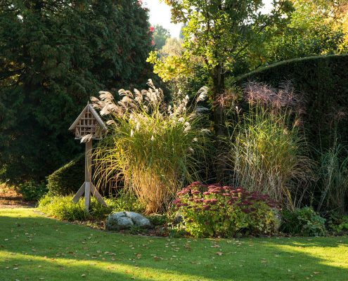 Garten in Hanglage in Wuppertal