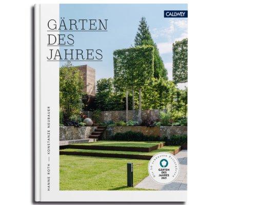 Buch Gärten des Jahres 2021