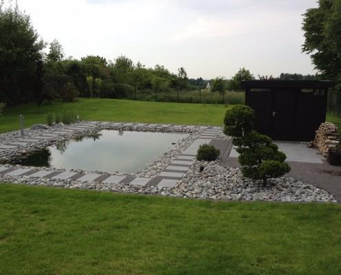 Hausgarten Solingen Koiteich