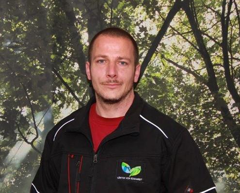 Rainer vom Schemm - Gärten von Eckhardt Team