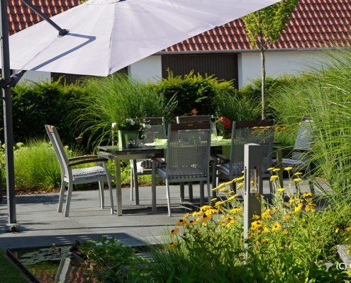 Garten in Rheinau Umbau