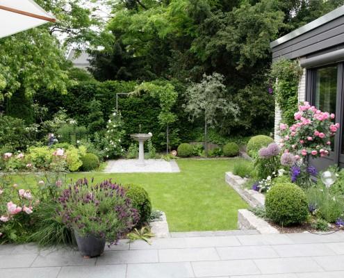 Garten Pflanzung Wuppertal