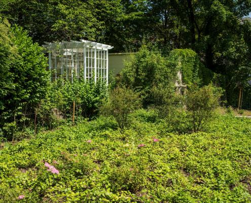 Gartengestaltung, Wohnanlage in Wuppertal