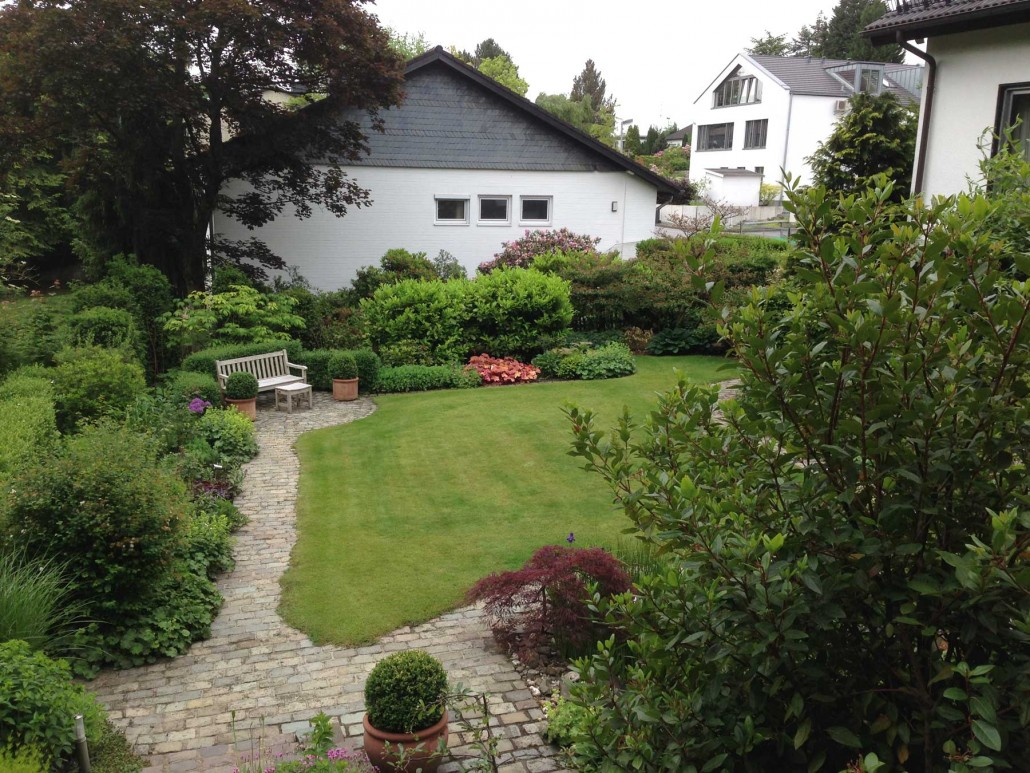 Hohengestaltung Im Hanggarten Garten Von Eckhardt Gmbh Co Kg