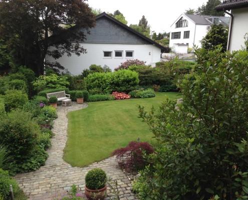 Hausgarten in Haan