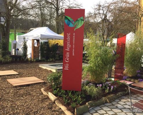 Gärten von Eckhardt auf der Silblüte 2016